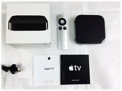 (Near new) Apple TV Full 1080 HD 3rd Gen Rev 2 A1469