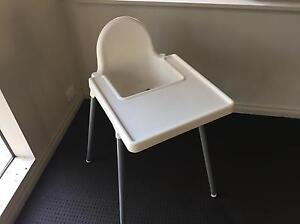 IKEA high chair - feeding chair North Yunderup Murray Area Preview