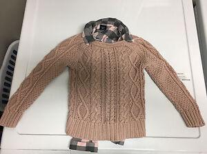 Gap girls sweater and shirt size 4-5  London Ontario image 1