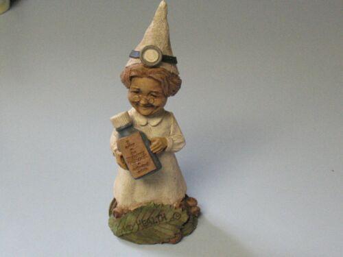 "Great 2002 Tom Clark Gnome Nurse ""GOOD HEALTH""  #1, Cairn Studios"