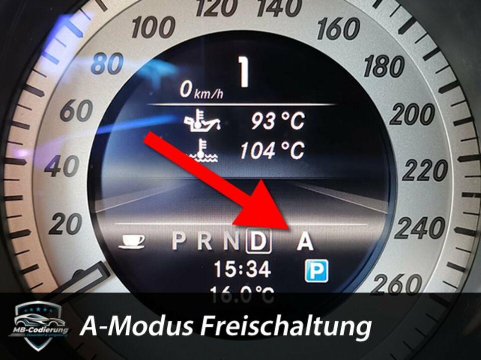 Mercedes Comand Stick Reparatur NTG Navi Update W204 W212 W218 in Düsseldorf