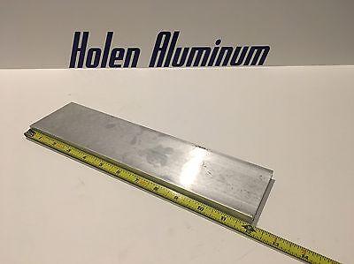 12 X 3 X 12 Long Aluminum Flat Bar Solid 6061-t6511