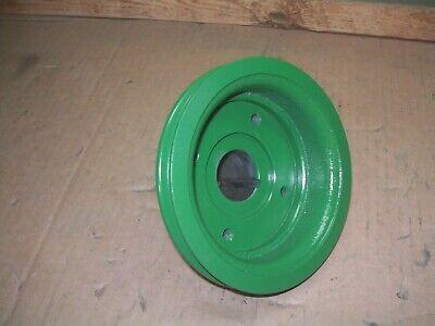 Oliver 6666077super7777088super88880 Farm Tractor Crankshaft Pulley