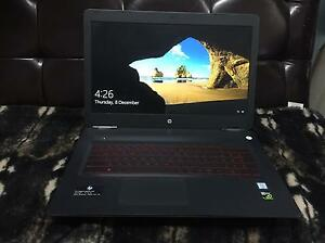 "HP Omen 17-W007TX 17"" Laptop Wiley Park Canterbury Area Preview"