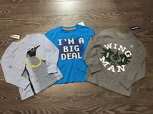 BOYS size 4T shirts