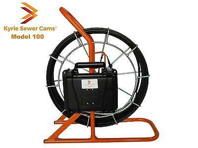 Kyrie Sewer Cam 100 Ft Pipe Inspection Camera Usa Made 100