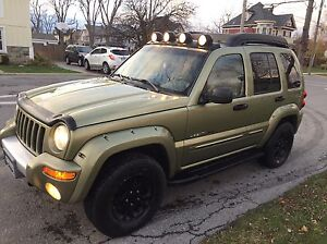 2003 Jeep Renegade 4x4