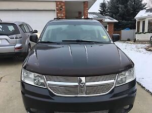 2009 Dodge Journey R/T AWD (DVD/NAVIGATION/BACKUP CAM/LEATHER) Edmonton Edmonton Area image 3