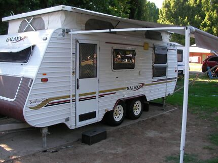 Galaxy Poptop 2005 Southern Cross Series III Double bed dual whee Wodonga Wodonga Area Preview