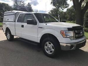 2013 Ford F-150 XLT, Supercab, 4X4, ONE OWNER
