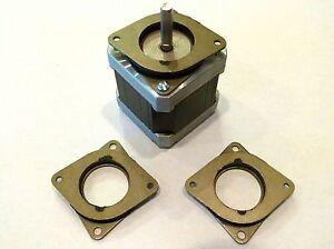 3 pcs nema 16 17 stepper motor damper vibration mount for Vibration dampening motor mounts