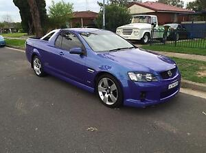 Holden VE SS Ute 2007 Swaps or Negotiable Quakers Hill Blacktown Area Preview