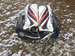 Selling goalie gear for CHEAP $350 for all
