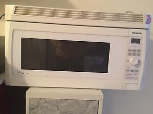 Microwave for above stove