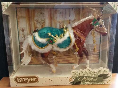 Breyer - Minstrel 2019 Holiday Horse