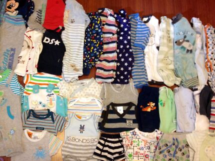 Brand label baby boy clothes  Oxenford Gold Coast North Preview