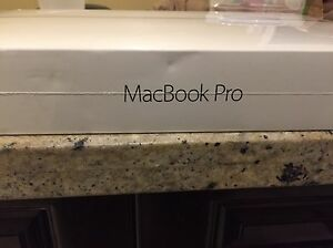 Factory sealed brand new Mackbook Pro 15' (Price Negotiable)