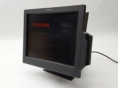 Toshiba Terminal Dps-300ab-80 7430011 Retail Restaurant Pos Terminal Station