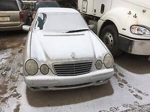 2002 Mercedes Benz E320 4Matic PRICE REDUCED