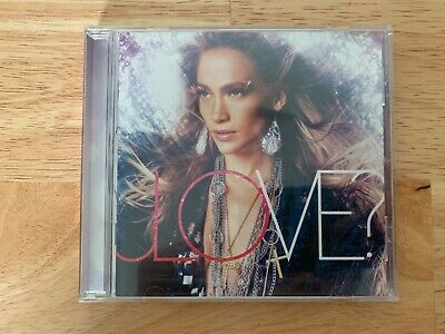 Jennifer Lopez Love? [CD] (2011) 12 track album