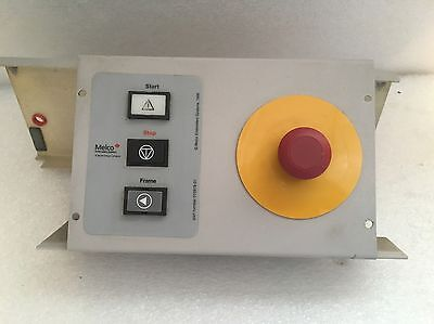 Melco Emt 104t Embroidery Systems Control Unit 010919