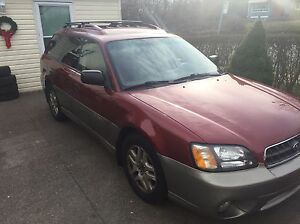 2003 Outback Limited AWD lots of new parts