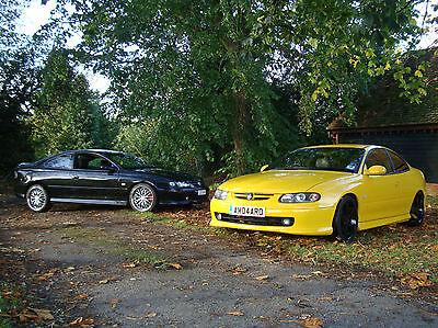Vauxhall Monaro 5.7 CV8 + 6.0 VXR V8  STOCK UKs No.1 specialist