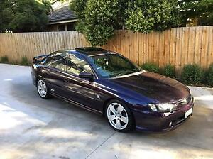 2004 Series II Holden By Design Cosmos Purple VY SS Heidelberg Heights Banyule Area Preview
