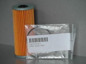 Oelfilter TGB Blade 1000 EFI / Original Filter mit Dichtring, Quad Ersatzteil