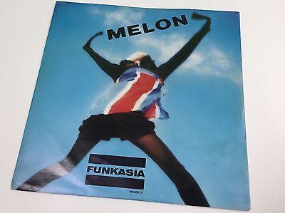 "Melon - Funkasia - 12"" Vinyl Single - Epic MELON T1, 1987- EX+"