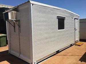 20ft site office, shipping container Drayton Toowoomba City Preview