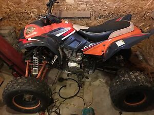 250cc Four stroke ATV  Project!! Need Gone !