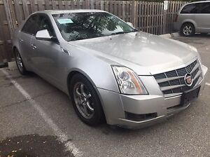 2008 Cadillac CTS4 all wheel drive   Etested
