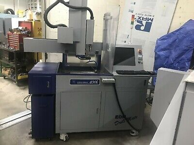 Perseo-erie 430i Drill-mate Cnc Sinker Wire Edm