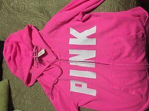 Brand new Victoria Secret love pink sweater with tags Edmonton Edmonton Area image 1