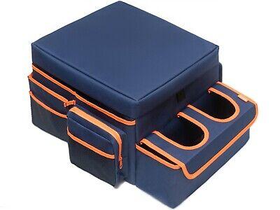 Back Seat Cool Box Organizer - 25L Car Cooler Bag - Leakproof...