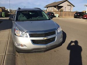 2011 chevy traverse All Wheel Drive