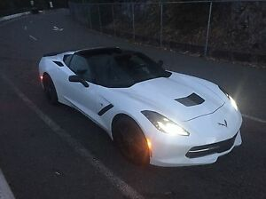2015 Chevrolet Corvette 1LT 7 speed Targa