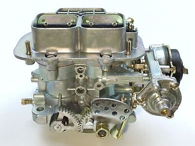 428 WEBER TYPE UNIVERSAL CARBURETOR  38X38 2 BARREL FIAT RENAULT FORD VW 4C
