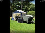 Camper Trailer as new Cudlee Creek Adelaide Hills Preview