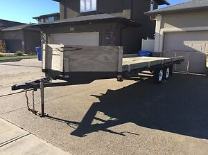 4 Place Snowmobile Trailer / Four Place Sled Trailer