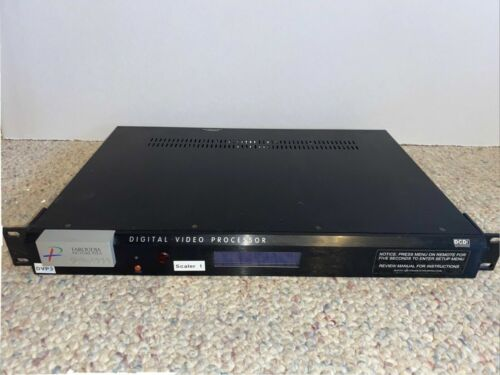 Faroudja DVP-1000 digital video processor