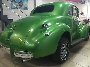 Chevrolet 1939 hotrod beautiful deluxe coupe West Island Greater Montréal image 3