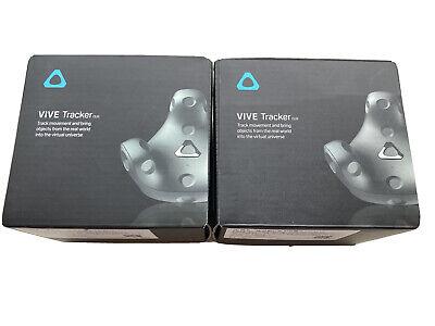 Lot x2 Original HTC Official VIVE Tracker 3.0 - 2021 New Version