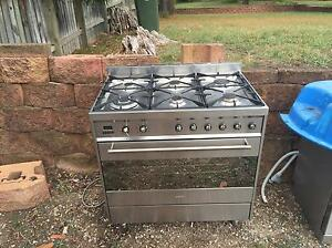 SMEG freestanding 90cm gas/electric cooker Chatswood Willoughby Area Preview