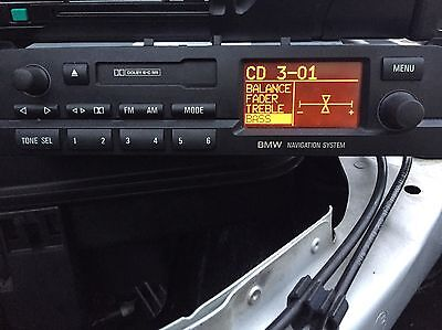 bmw e46 hifi navigation. Black Bedroom Furniture Sets. Home Design Ideas