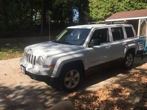 2011 Jeep Patriot 4x4