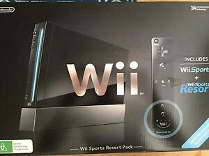 Wii console + accessories + wii fit balance board Hazelwood Park Burnside Area Preview