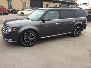 2015 FORD FLEX (FULLY LOADED w/ REMOTE START)