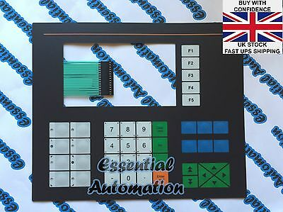 Beijer Mitsubishi Mac90 Mta-g1 Hmi Replacement Front Panel Foil Membrane